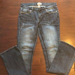Mudd Size 7 bootcut Jeans